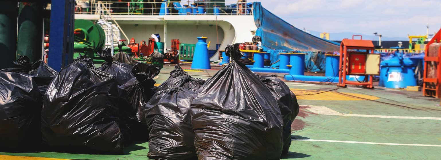 food waste dryers for boats